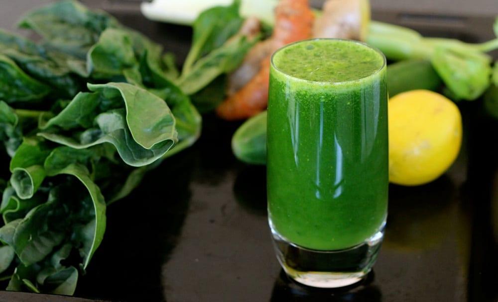 Como fazer suco verde