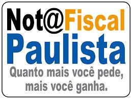 Saldo Nota Fiscal Paulista Receita Federal