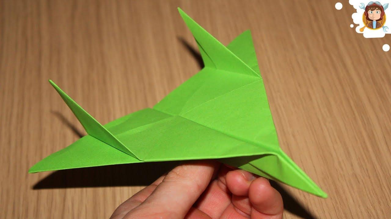 Como Fazer Aviões de Papel Diferentes