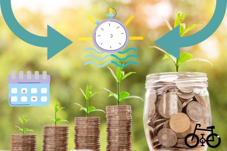 Que hora é a certa para pararmos de ganhar dinheiro e aprender a aproveitar a vida