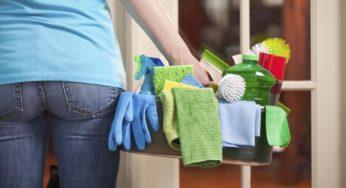 Truques caseiros para se livrar da sujeira de casa em um segundo