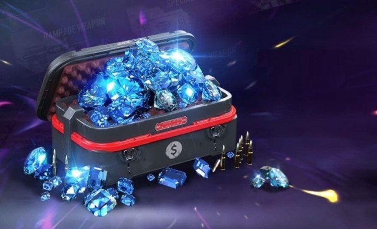 Free Fire GAME – Como recarregar diamante pelo GooglePlay!