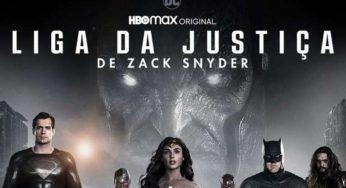 """""""Liga da Justiça de Zach Snyder Estréia Mundial na HBO Max! em um formato diferente"""