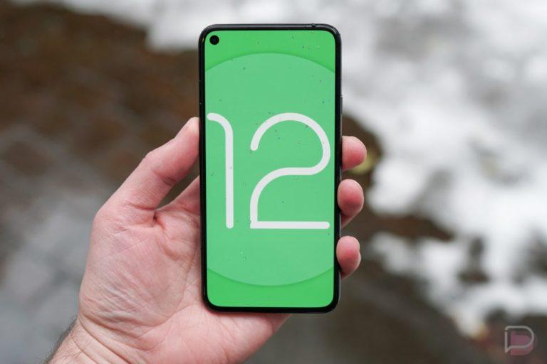O Google começa a lançar a atualização 1.1 do Android 12