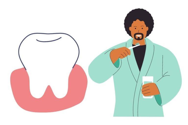 Dor no implante de dente e motivos