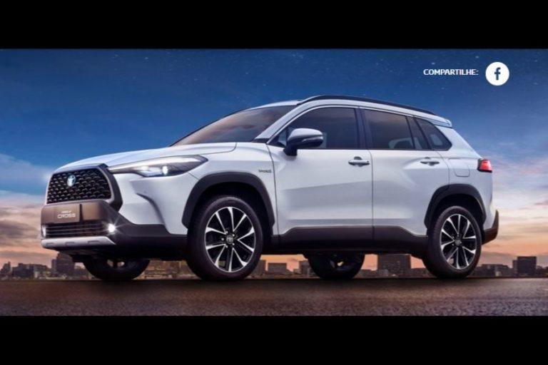 Corolla Cross 2021 da Toyota