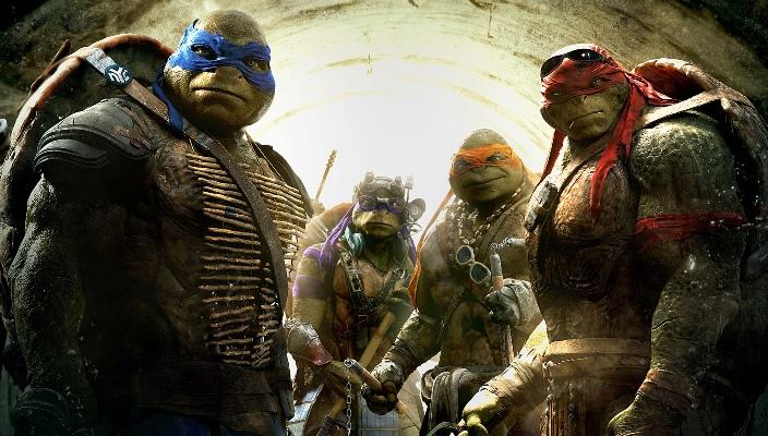 Tartarugas Ninja o novo filme ganha data de lançamento!