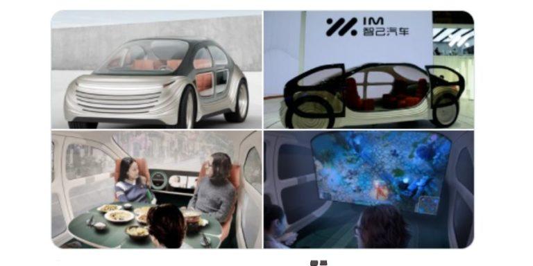 Carro elétrico purificador do ar! Uma inovação contra a poluição!