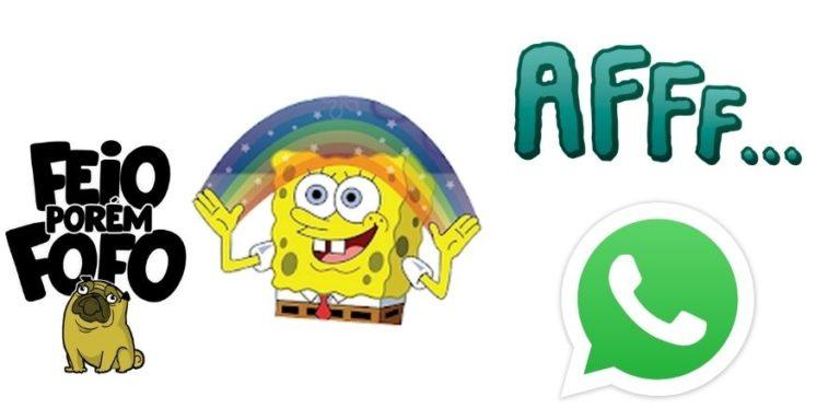 Aplicativos para criar figurinhas do WhatsApp