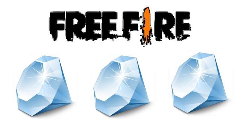 Como ganhar diamantes no Free Fire?
